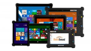 Rugged Tablets from DLI