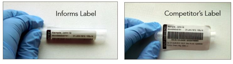 The Dos and Don'ts of Laboratory Labeling