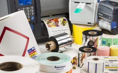How to Select the Right Media for Your Barcode Printers