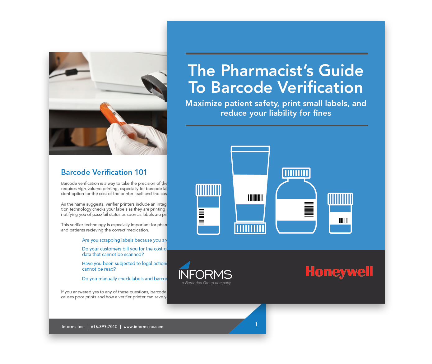 Barcode Verification the pharmacist's guide to barcode verification - informs inc.