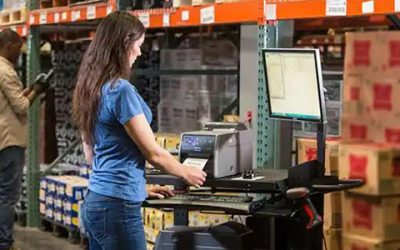 5 Reasons Your Warehouse Needs Mobile Cart Workstations